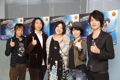 『テニプリフェスタ2011 in 武道館』取材会レポート