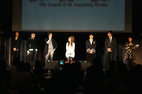 主要キャスト勢揃い!『伝勇伝』BD&DVD第1巻発売イベントレポ
