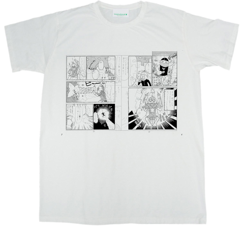 『バクマン。』×BEAMS限定Tシャツ発売&イベント開催中