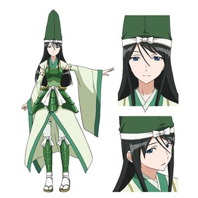 TVアニメ『戦国乙女~桃色パラドックス~』4月4日放送開始