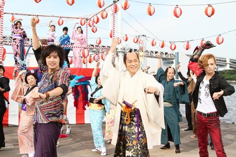 劇場版「仮面ライダーオーズ」主題歌が8月3日にリリース