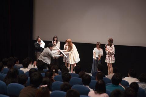 ちょうちょさんによる主題歌ライブも――TVアニメ『ましろ色シンフォニー』先行上映会レポート!大画面で上映された第1話に集まったファンも大満足!