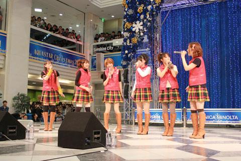 アイマス2ndOP「CHANGE!!!!」発売記念イベント開催