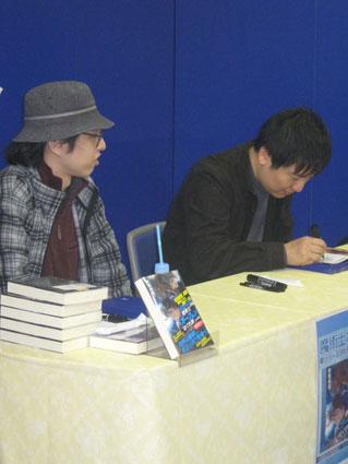 魔術士オーフェンはぐれ旅 秋田先生・草河先生インタビュー