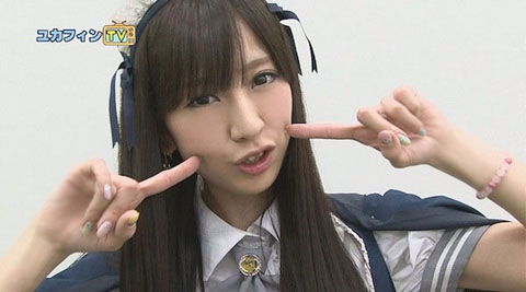 『GirlsNews~声優』で「ユカフィンTV」開始!