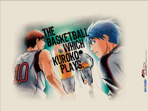 黒子のバスケ&めだかボックス アニメ化記念キャンペーン 開催