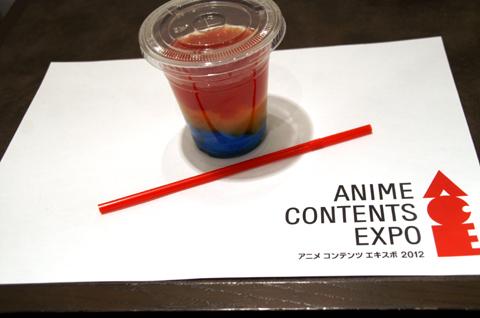 「ACE2012」フードメニュー紹介! メディアファクトリー編