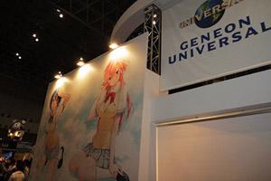 【ACE2012】4月1日ジェネオンブース、イベントレポ