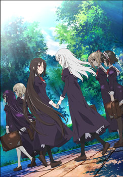 OVA『乙女はお姉さまに恋してる~2人のエルダー~』8/29発売