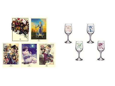 TYPE-MOON10周年記念!豪華な一番くじが登場!の画像-3