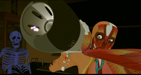 アニメ映画『放課後ミッドナイターズ』がついに公開! 監督の竹清仁さんとキャストの山寺宏一さんにインタビューの画像-11