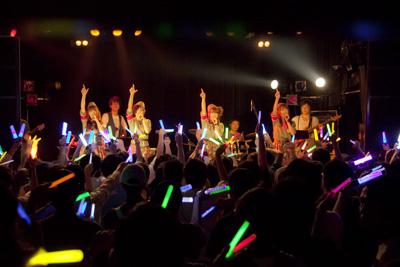 sweet ARMSのライブで『デート・ア・ライブ』OPを初歌唱