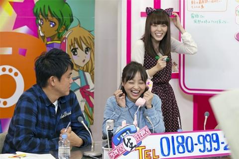 毎週火曜放送に生まれ変わった『NOTTV声優生電話』に金田朋子さん出演! 声優生電話第14回レポート