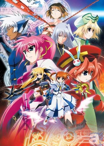 劇場版『リリカルなのは』BD/DVDアニメイト限定版3/22発売