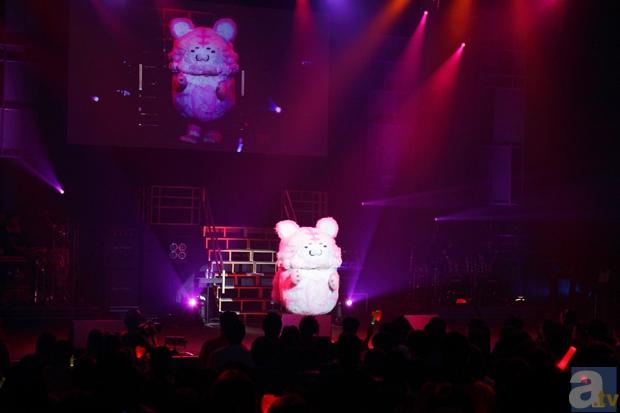 榊原ゆい「Happy★LOVE×Live2012」レポ