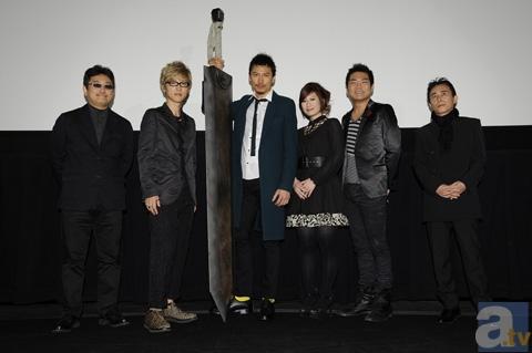『ベルセルク 黄金時代篇III 降臨』公開記念舞台挨拶が開催!