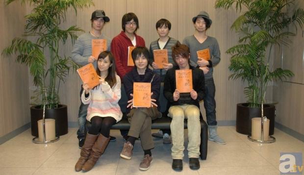 『アラタカンガタリ』岡本さん、高垣さん、小野さんよりコメント到着