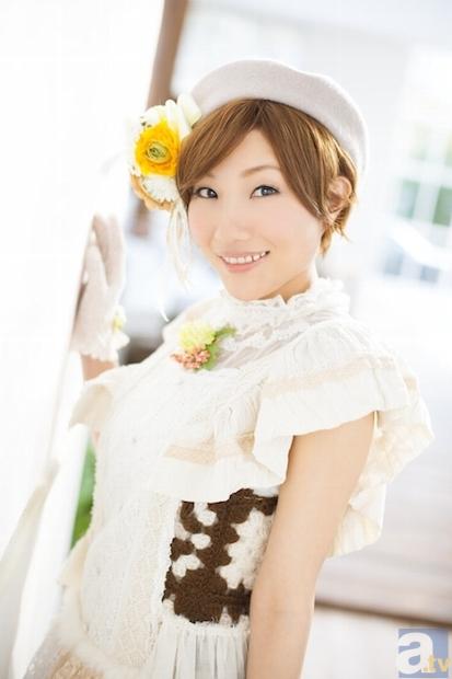 長谷川明子さん6thシングルが5月29日発売決定!