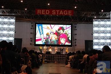 【ACE2013】放送直前『はたらく魔王さま!』のイベントが開催