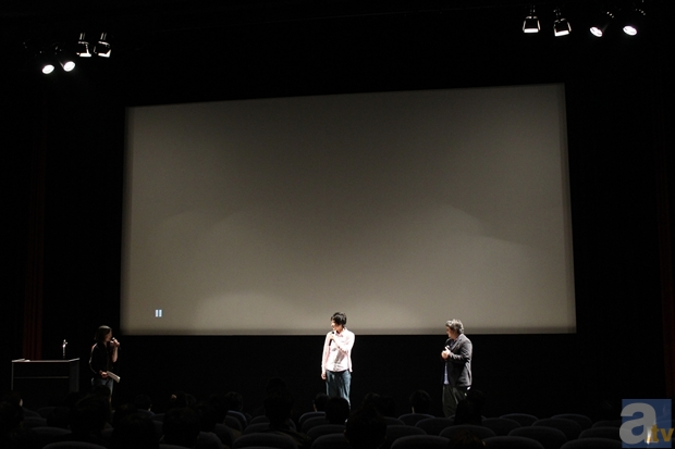 『革命機ヴァルヴレイヴ』第1話上映会レポート