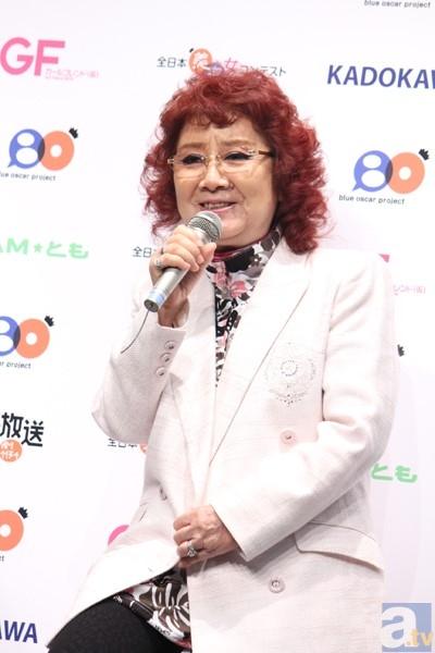 オスカープロモーション×青二プロダクションによる新企画「全日本美声女コンテスト」開催決定! 記者会見には、菊川さん、剛力さんに加え、声優の野沢さん、古谷さんが登壇