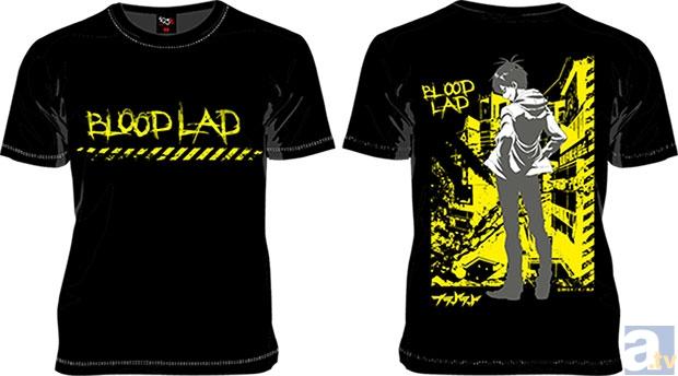 『ブラッドラッド』と193tコラボデザインTシャツが発売決定!