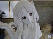 星月・神月・葉月の立像がノイタミナショップお台場店に登場!