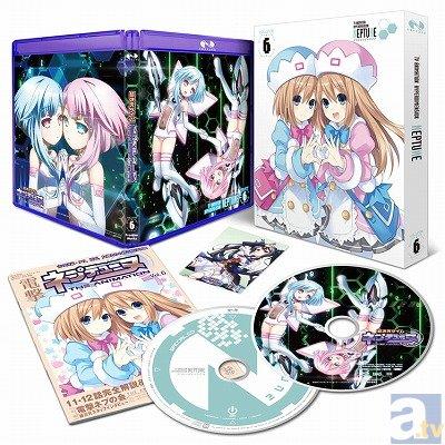 アニメ『ネプテューヌ』BD/DVD Vol.6特典・展開図公開!