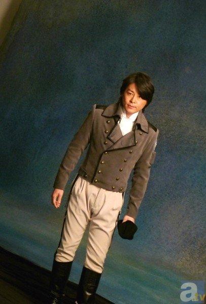 舞台『銀英伝』最終章 主演・河村隆一さんにインタビュー