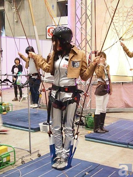 【ニコ超3】『進撃の巨人』入団試験に挑戦せよ!