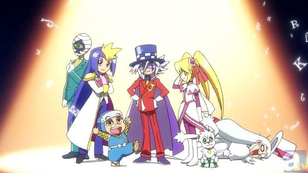 『怪盗ジョーカー』がキッズステーションほかで10月より放送開始!