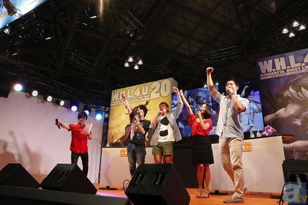 【WF2014夏】『テラフォーマーズ』イベントレポート