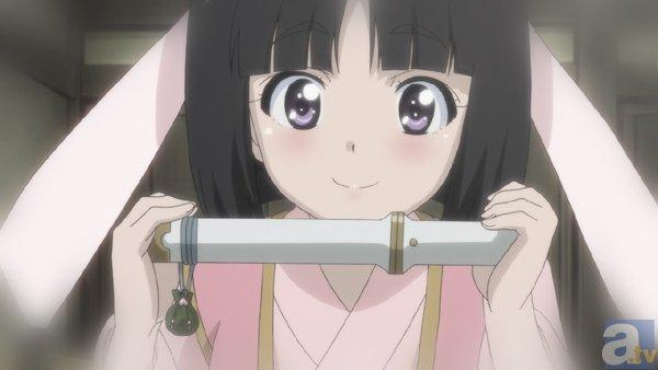 テレビアニメ『モモキュンソード』第七話「喪失危機!? 桃子の大切なモノ」より先行場面カット到着