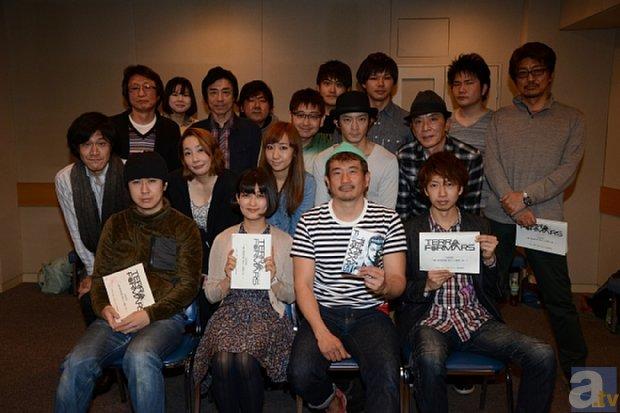 OVA『テラフォーマーズ』よりキャスト10名のコメントが到着!