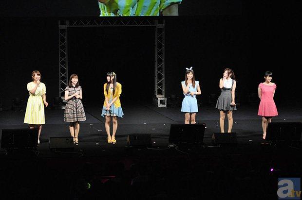 「TBSアニメフェスタ2014」悠木碧さんとタカオユキさんによる生アフレコなど見所満載の第1部をレポート-1