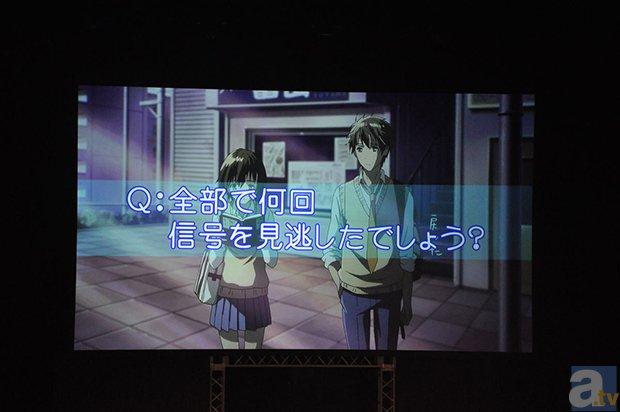 「TBSアニメフェスタ2014」悠木碧さんとタカオユキさんによる生アフレコなど見所満載の第1部をレポート-15
