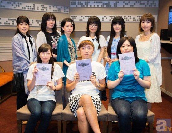 テレビアニメ『グリザイアの果実』櫻井孝宏さん、田中涼子さん、田口宏子さんら放送直前キャストコメントが到着-1