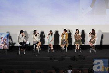 石川さんが初のMCに挑戦した『天体(そら)のメソッド』上映会レポ