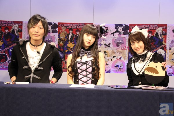 「SHOW BY ROCK!!@ニコニャマ」レポ