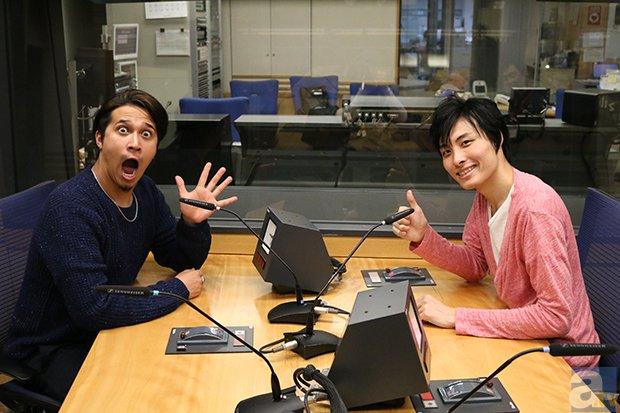 ラジオ『ビバコミ』木村昴さん&外崎友亮さんインタビュー