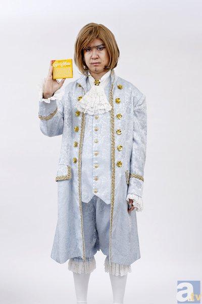 アニメ「チャンネル5.5」シーズン4『ベルサイユのばら』第3話に杉田智和さんが出演決定! 12月24日、禁断のラブロマンス・第3話「居酒屋のばら」を公開