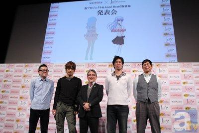 『Angel Beats!』PC版の続報をはじめ新情報が多数発表