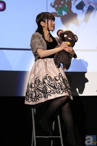 幾原監督&主演 荒川さんが登場した『ユリ熊嵐』先行上映会レポ