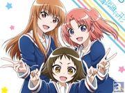 アニメ『未確認で進行形』のベストアルバムが、3月18日発売決定!