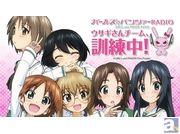 アニメ『ガールズ&パンツァー』のWEBラジオが1月より配信決定!