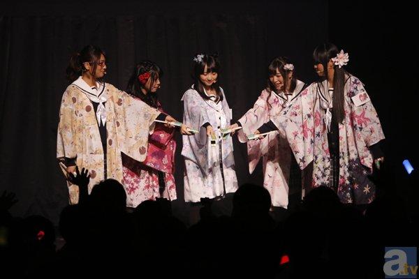 『ハナヤマタ』トーク&ライブイベント「花彩よさこい祭」夜の部レポ