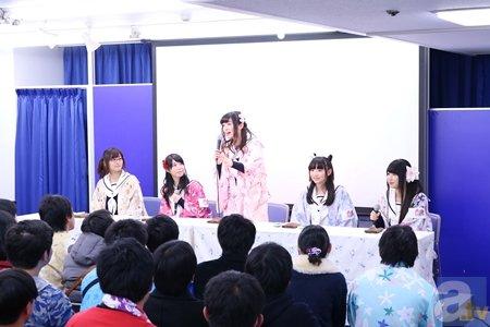 『ハナヤマタ』キャラソンシリーズ発売イベント速報レポ