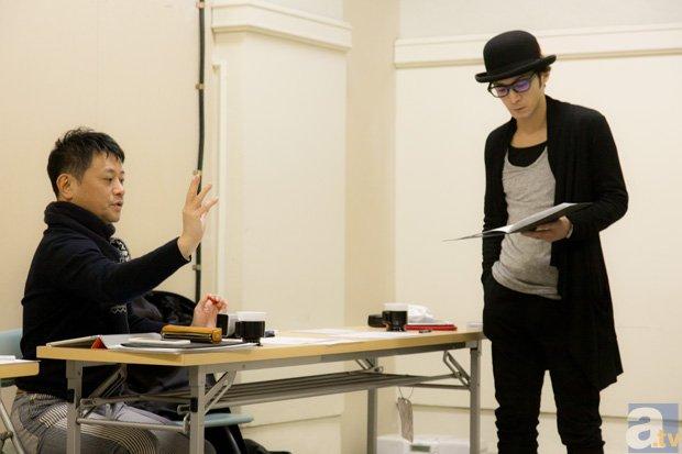 舞台『カナタ』、岩田光央さん、津田健次郎さんにインタビュー!