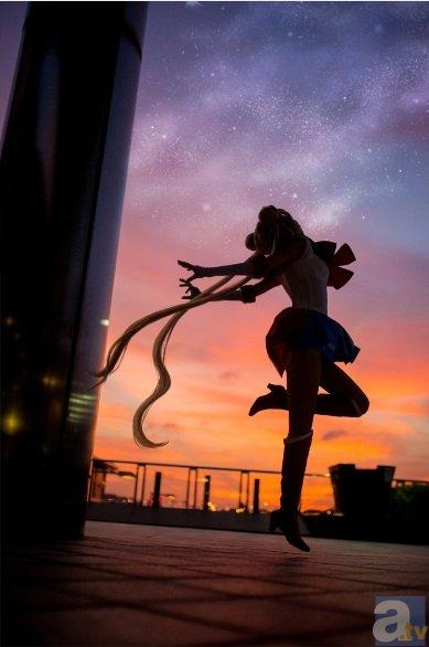 「Cure」のコスプレリングから『セーラームーン』、『キルラキル』、『プリキュア』など「全作品」の「変身して戦うヒロイン」のテーマで投稿された作品を紹介!の画像-2