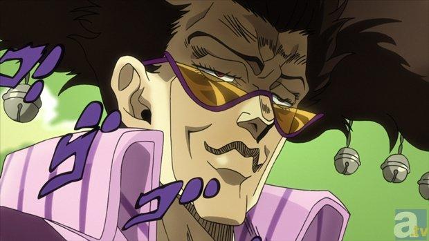 アニメ『ジョジョの奇妙な冒険SC』第32話の先行場面カットが到着